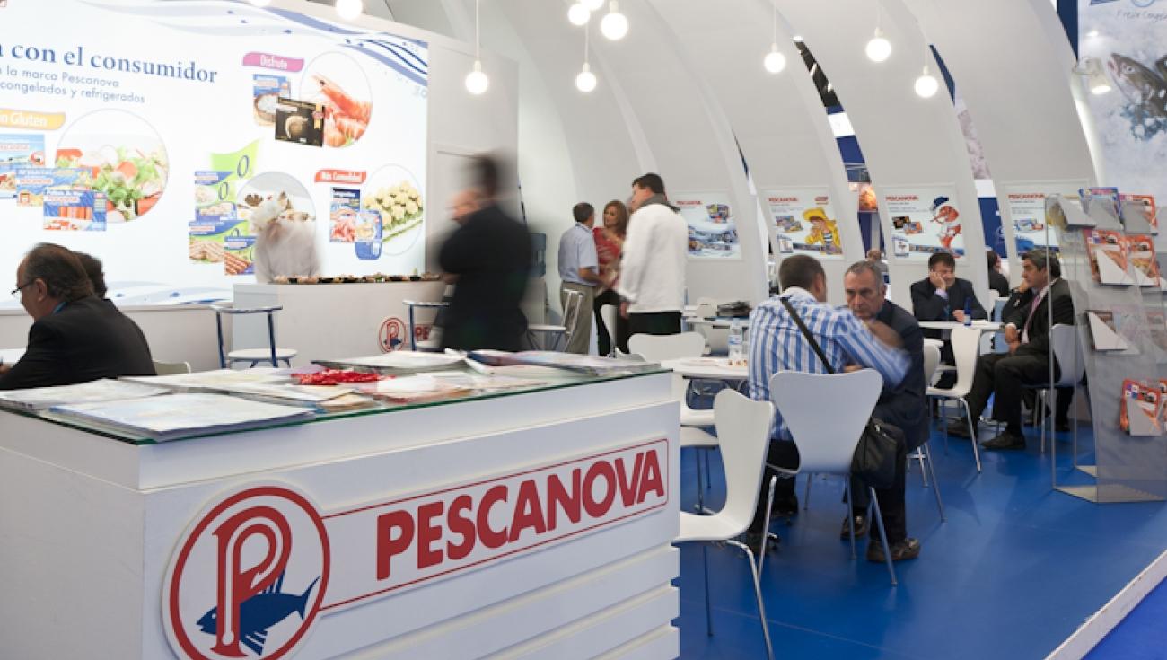 Pescanova Stand Ferias