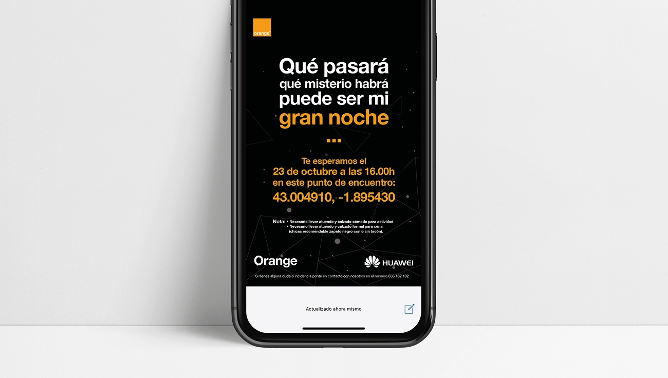 Orange Evento Team Building 2