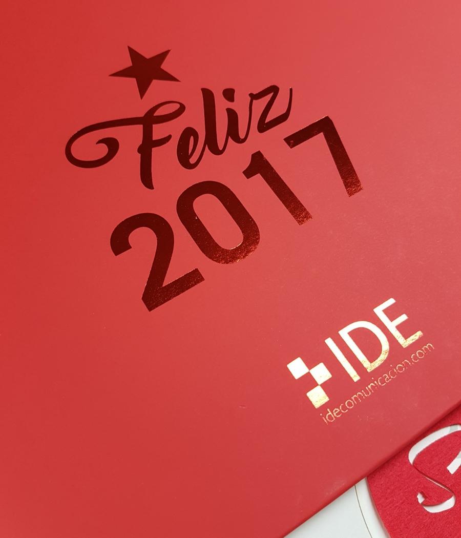 Diseño calendario IDE 2017
