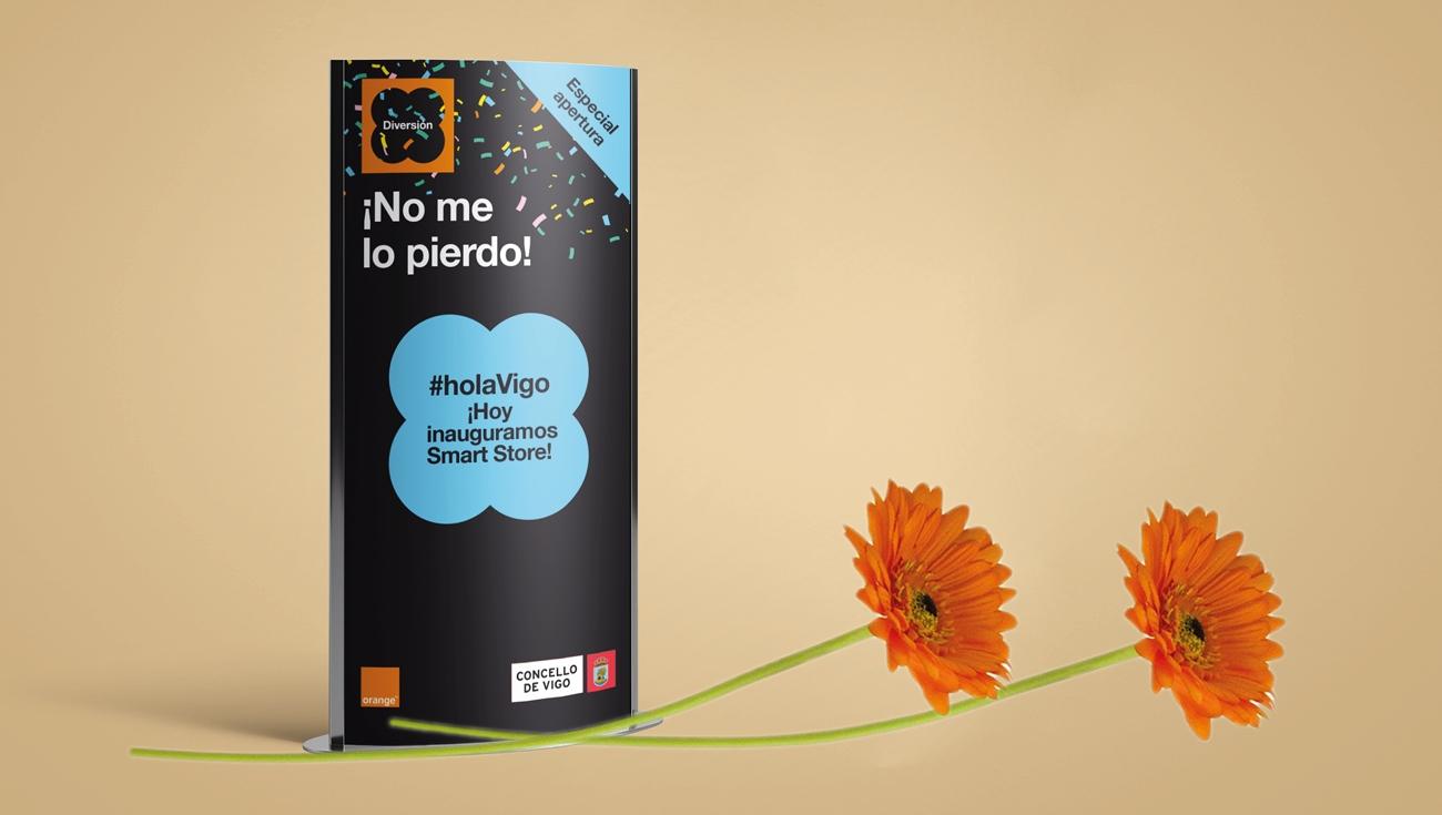 Orange Vigo 3