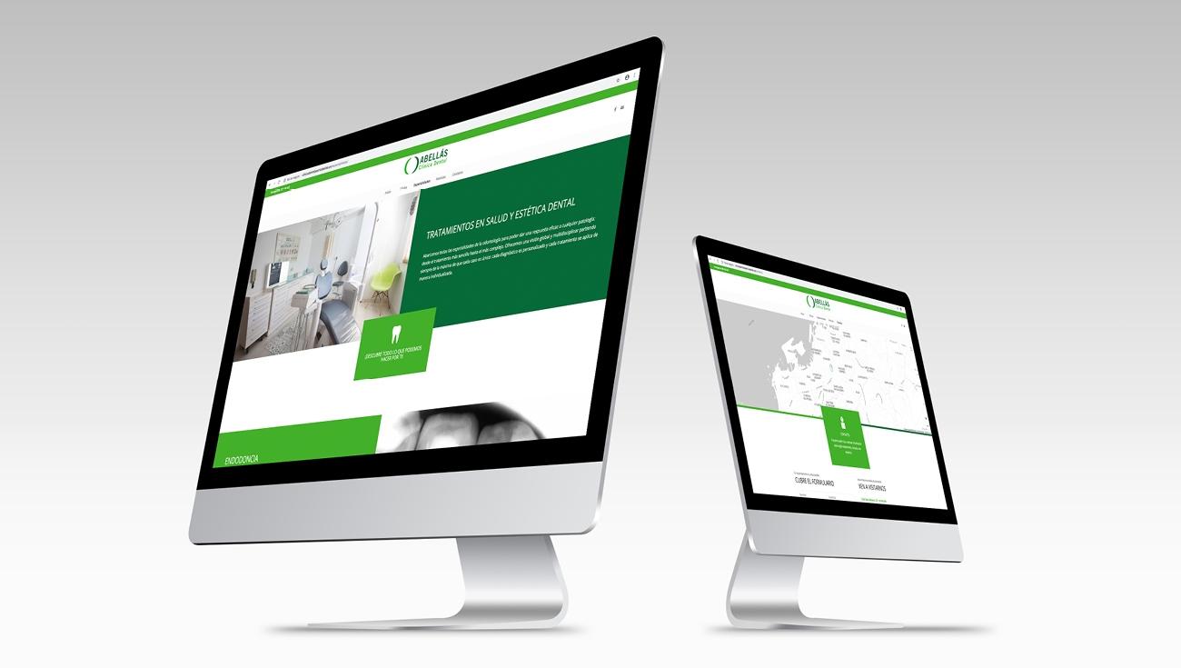 Clinica Abellas Web 2