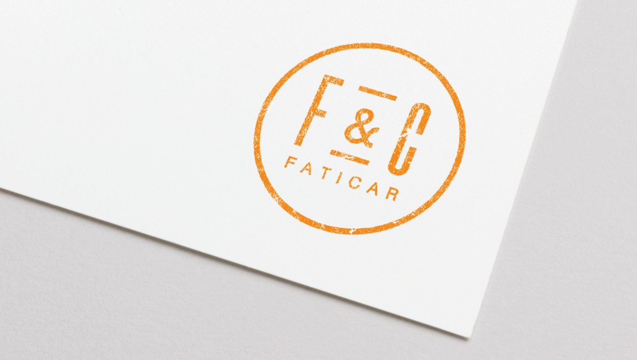 Faticar Identidad Visual Corporativa