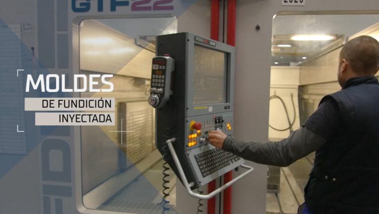 Video corporativo para AGMMA en la feria Moulding Expo en Alemania.